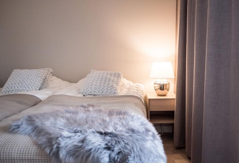 Santasport Apartment Hotel, Rovaniemi, Íbúð, Herbergi