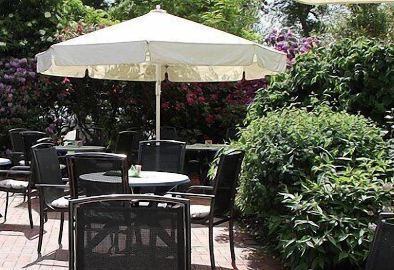 Hotel Landhaus Pollmeyer, Friesoythe, Terrace/Patio