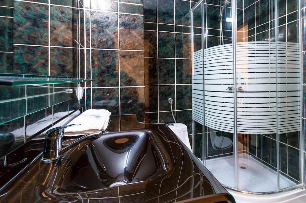 Romantic Double Room - Bathroom