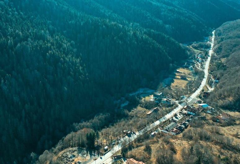 Abant Manzara Butik Otel, Bolu, Vista aérea