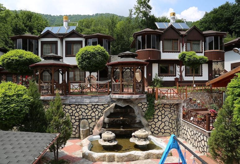 Abant Manzara Otel, Bolu, Facciata hotel