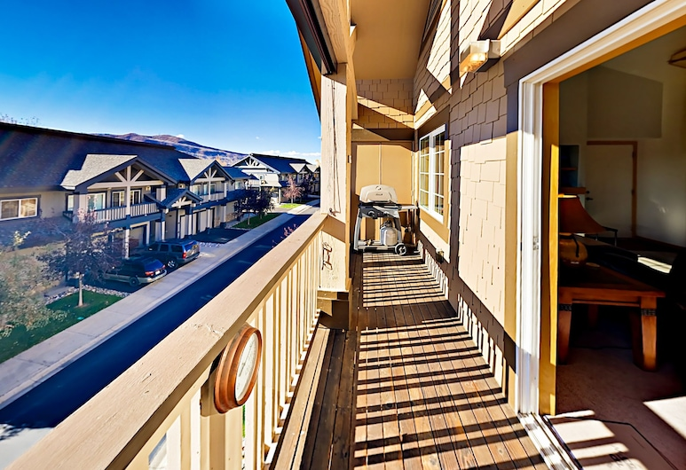 Top-floor W/ Valley Views! Spacious All-suite 2br 2 Bedroom Condo, Steamboat Springs, Apartment, 2Schlafzimmer, Balkon