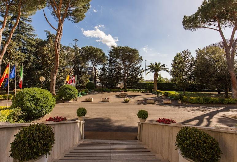 Domus Urbis, Rome, Hotel Entrance