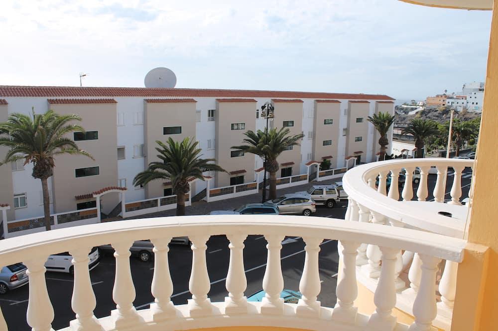 Deluxe apartman, 3 spavaće sobe - Balkon