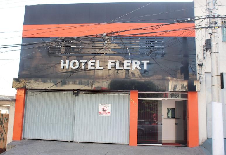 HOTEL FLERT TATUAPE, Sao Paulo, Hotel Front