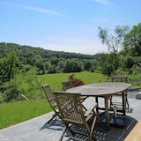 Chalet Confort, 2 chambres - Terrasse/Patio