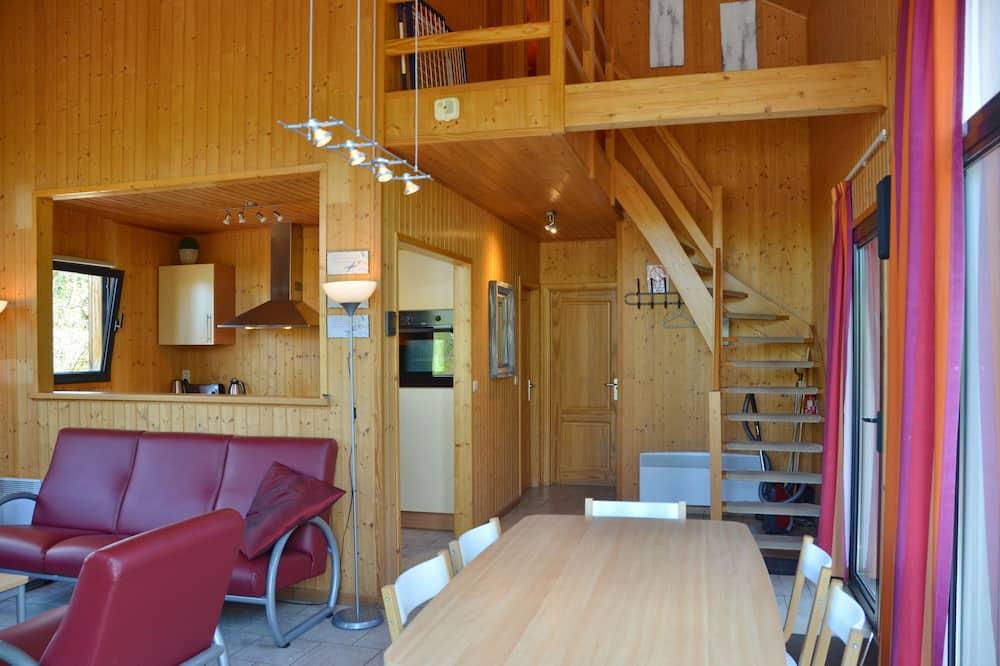 Comfort huis, 3 slaapkamers - Woonruimte
