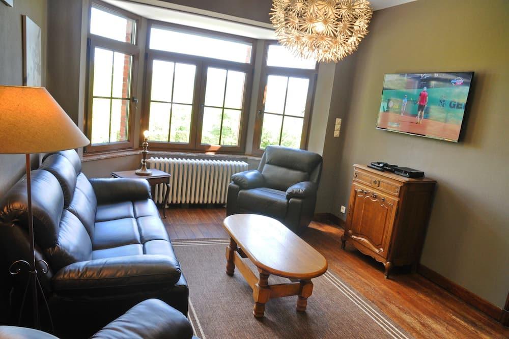 Comfort-talo, 4 makuuhuonetta - Olohuone