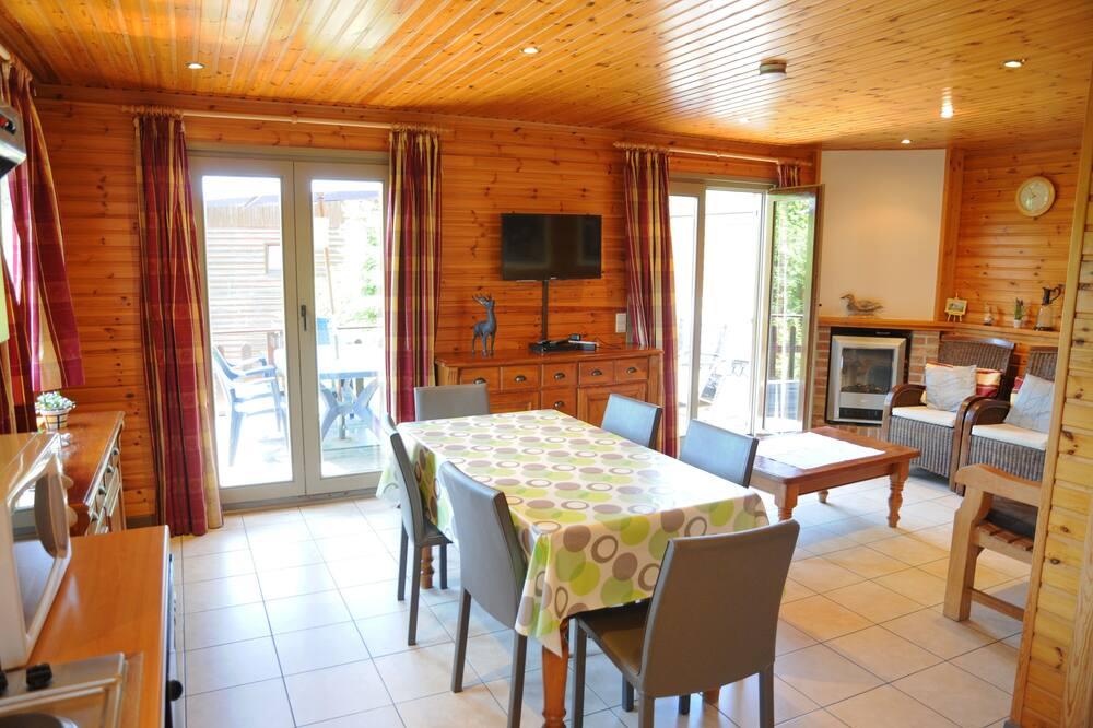 Chalet Confort, 2 habitaciones - Zona de estar