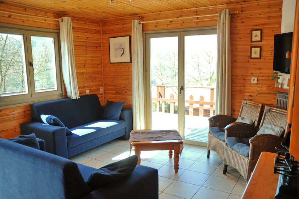 Comfort planinska kuća - chalet, 4 spavaće sobe - Dnevni boravak