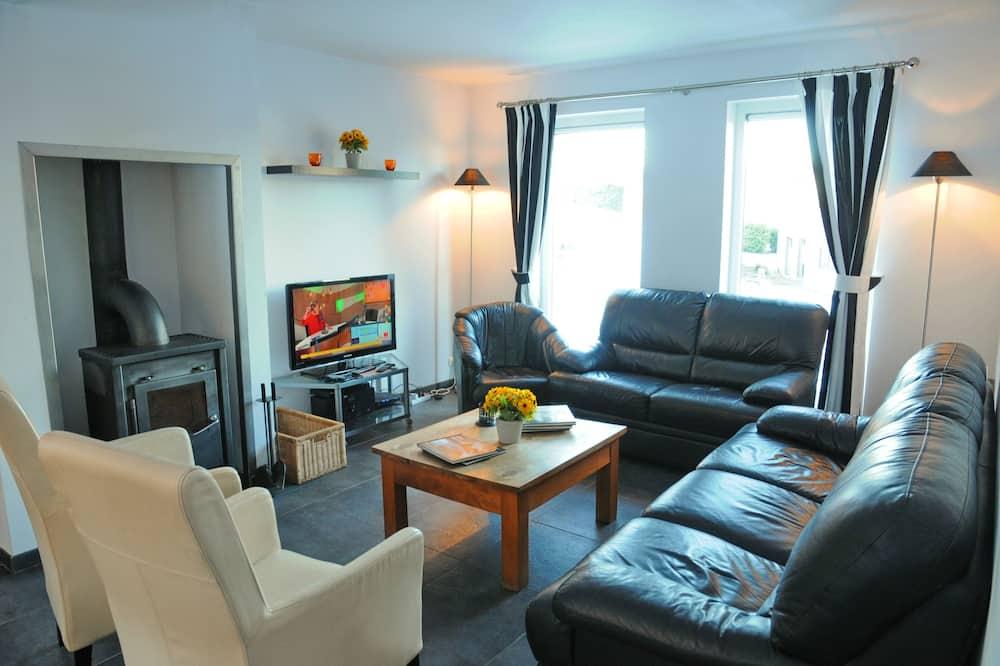 Comfort-Haus, 4Schlafzimmer - Wohnzimmer