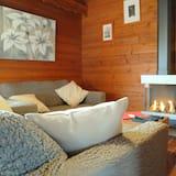 コンフォート シャレー 2 ベッドルーム - リビング ルーム