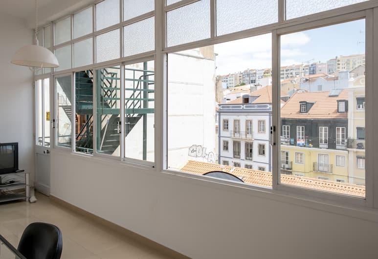 Quartos do Marquês, Lisboa, Hotellet innvendig