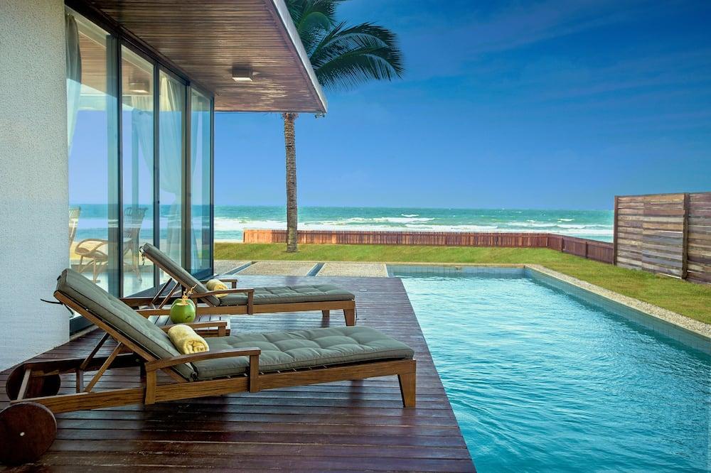 Villa Frente Mar Queen - Privat pool