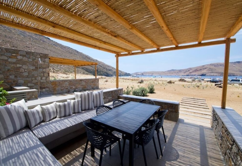 Three BD Grande Maisonette with Sea View by Ammoa Feelgood Boutique Houses, Serifos, Balcony