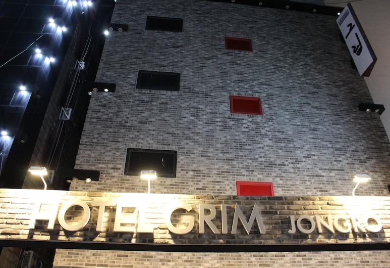 仁寺洞鐘路格雷姆飯店, 首爾