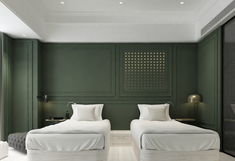 بارك زو شيانجيوان هانجتشو, هانغ زو, غرفة نزلاء