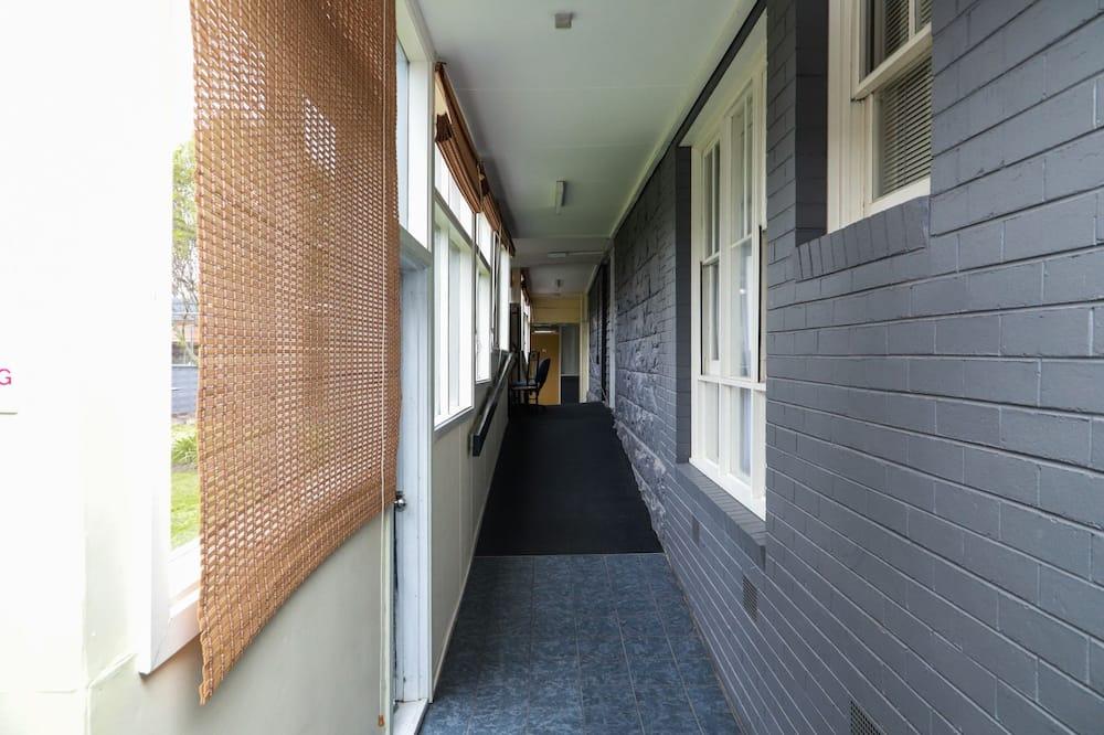 House - Balcony View