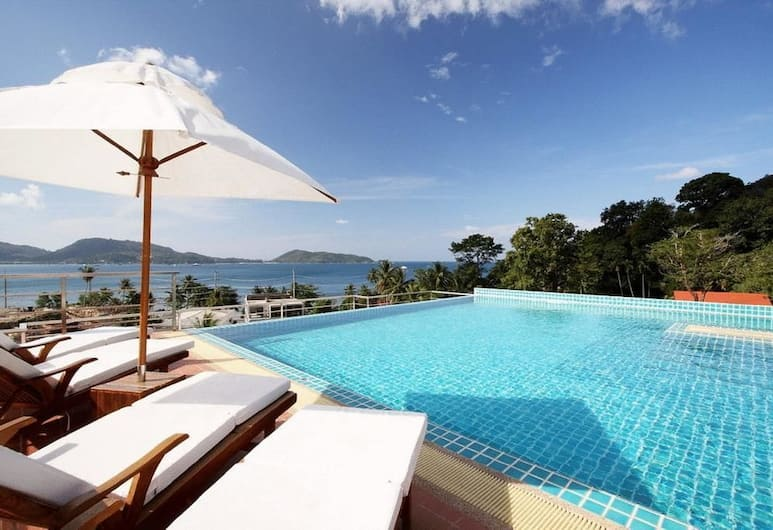 Baycliff Residence by Lofty, Patong, Açık Yüzme Havuzu