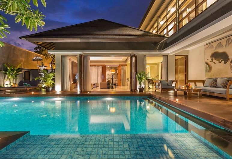 Entrada Villa by Nagisa Bali, Seminyak, Villa, 2 Bedrooms, Private Pool, Pool View, Private pool