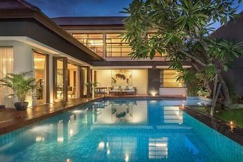 Foto van Entrada Villa by Nagisa Bali in Seminyak