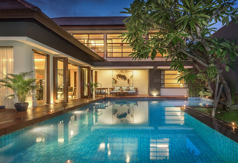 Entrada Villa by Nagisa Bali, Seminyak, Villa, 2 Bedrooms, Private Pool, Pool View, Outdoor Pool