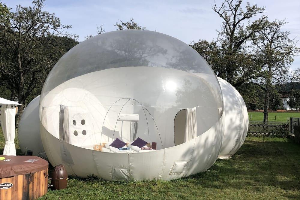 Comfort-Zelt - Wohnbereich