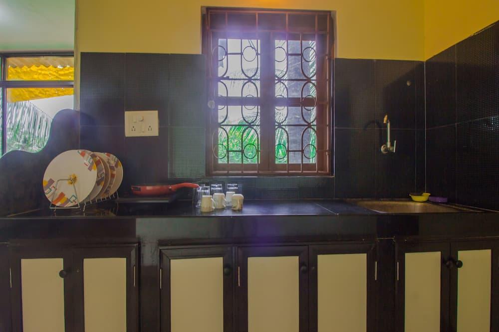 Двухместный номер с 1 или 2 кроватями - Собственная мини-кухня
