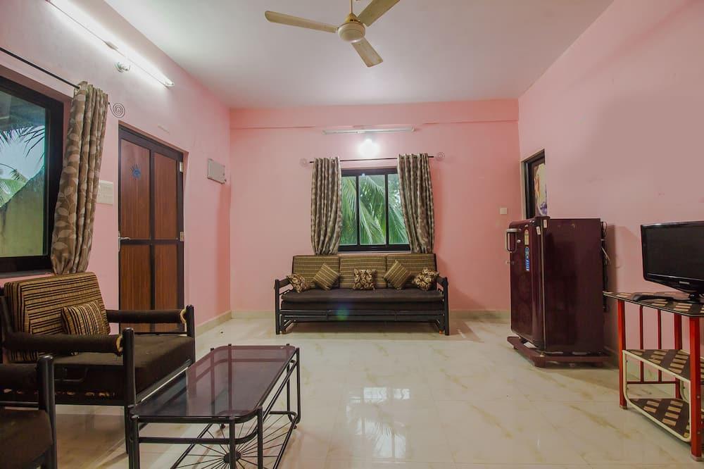 雙人或雙床房 - 客廳