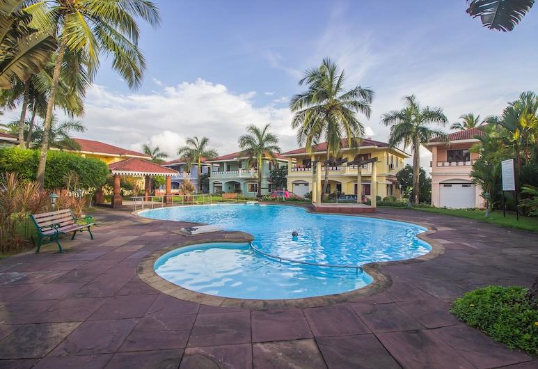 OYO 18509 Home Pool View 4BHK Majorda, Majorda, Piscina al aire libre