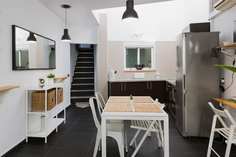 Appartement, 2 chambres, terrasse - Restauration dans la chambre