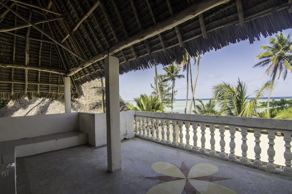 Vila, 3 miegamieji (Angani) - Balkonas