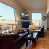 Apartamento em Condomínio Fechado, 3 Quartos - Área de Estar