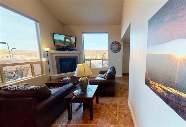 Curtis La Vista ~ 7a1 3 Bedroom Condo, Moab, Korter, 3 magamistoaga, Lõõgastumisala