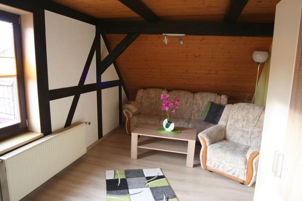 Apartamento Deluxe, Varias camas, no fumadores - Sala de estar