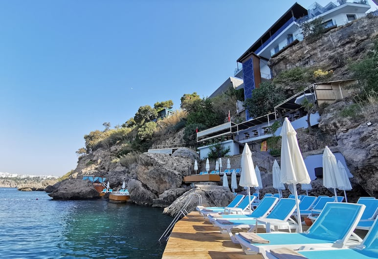 Cap D'Perge Hotel - Adults Only, Antalya, Plage