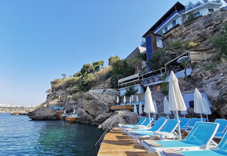 Cap D'Perge Hotel - Adults Only, Antalya, Pantai