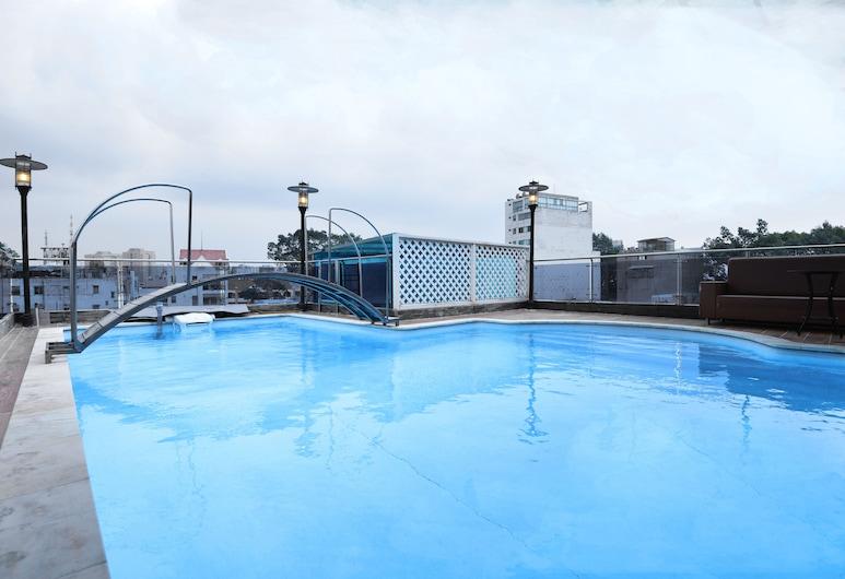 マイ フレンズ ホテル - ホステル, ホーチミン, 屋上プール