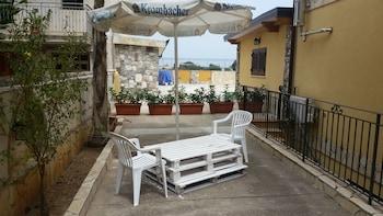 Palermo bölgesindeki Villa Aurora resmi