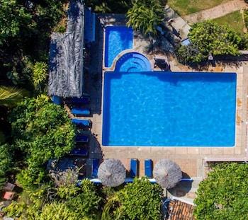 Фото Hotel Arcoiris у місті Пуерто-Ескондідо