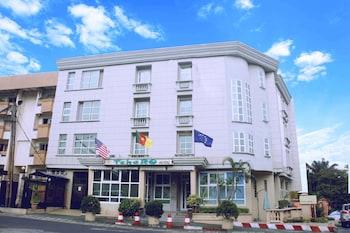 Foto van Tchero Hotel in Douala