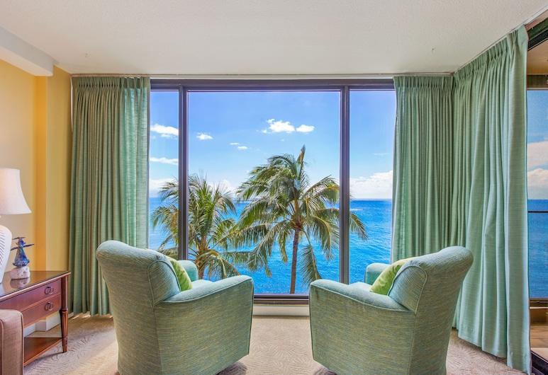 Mahana by KBM Hawaii Luxury Vacations, Lāhainā, Zimmer, 1 Schlafzimmer, Meerblick, Zimmer