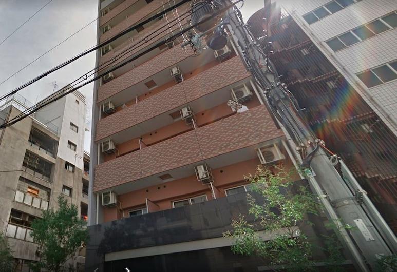 可爾波教堂酒店, 大阪, 住宿正面