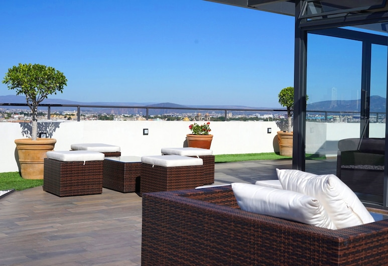 Blue Pepper Premium Rooms , Guadalajara, Terrace/Patio