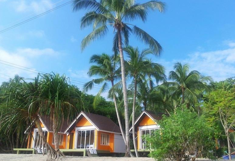 Koh Mook The Sun Great Resort, Ко-Мук, Beach Villa, Вид из номера
