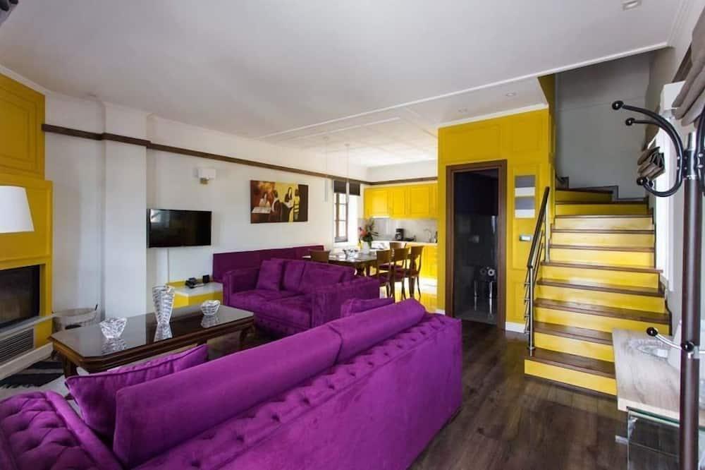 Luxury Villa (Joana) - Living Area