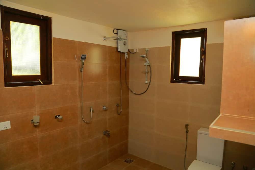 Deluxe Room, 1 Katil Raja (King), Garden View - Bilik mandi