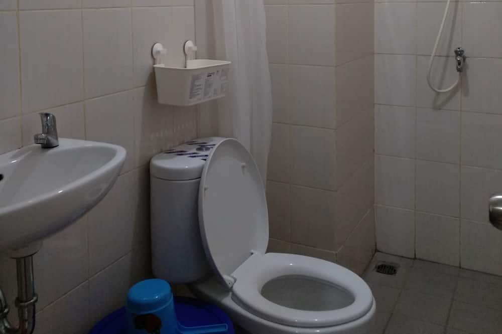 อพาร์ทเมนท์, 2 ห้องนอน, ปลอดบุหรี่ - ห้องน้ำ