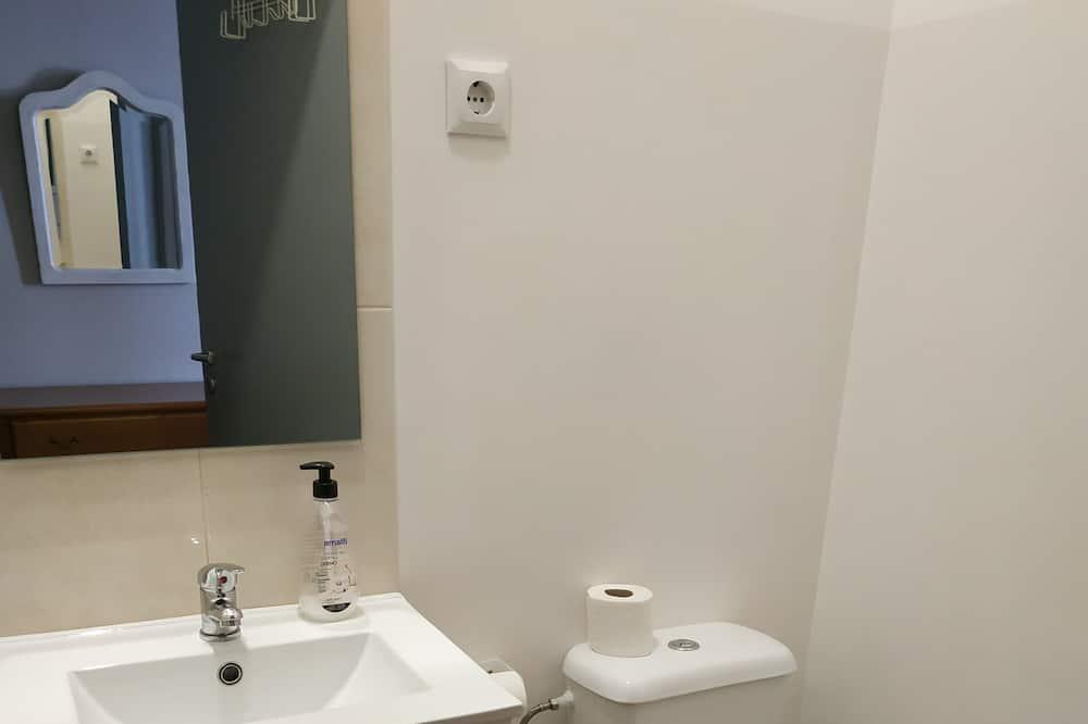 Dvojlôžková izba, súkromná kúpeľňa (V) - Kúpeľňa