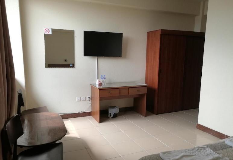 Hotel TaTa Chino, Guatemala-Stadt, Business-Einzelzimmer, 1King-Bett, Nichtraucher, Stadtblick, Zimmer